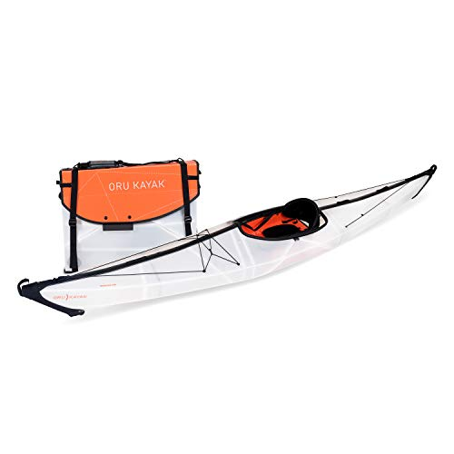 Oru Kayak BayST Folding Portable Lightweight Kayak - High Performance for Fishing, Sailboats and Backcountry Trips