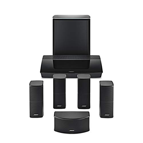 ome Entertainment System, Compatible with Alexa, Black (761682-1110) (Certified Refurbished) ()