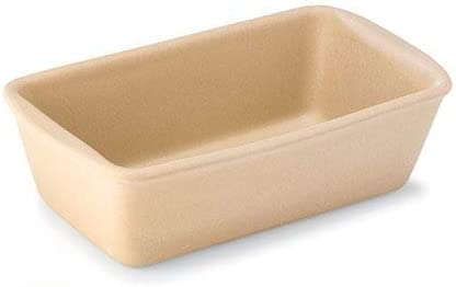 The Pampered Chef Stoneware Loaf Pan