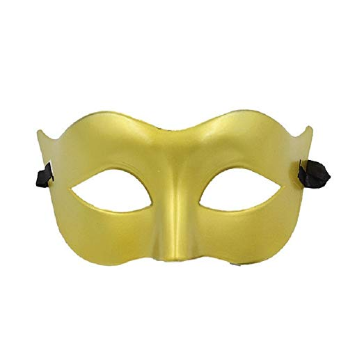 Mask Half - 100pcs Lot Sexy Fox Mask Half Face Dance Performances Men 5 Colors Wa1280 - Phantom White Halloween Face Samurai Head Skull Kids Ski Bandana -