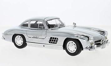 Mercedes 300 Sl Coupe W198 Chrom 1954 Modellauto Fertigmodell I Minichamps 1 18 Spielzeug