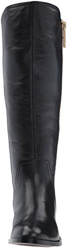High Heel Leather Aldo Boot Shaft Mihaela Low Women's Black 86qEX