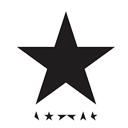 Blackstar by David Bowie (2016-07-28)