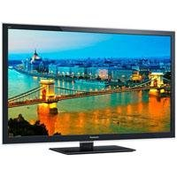 Panasonic VIERA TC-L47ET5 47-Inch 1080p 120Hz 3D Full HD IPS LED-LCD TV with 4 Pairs of Polarized 3D Glasses, Best Gadgets