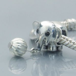 Sterling Silver 22mm Ball Chain - 5