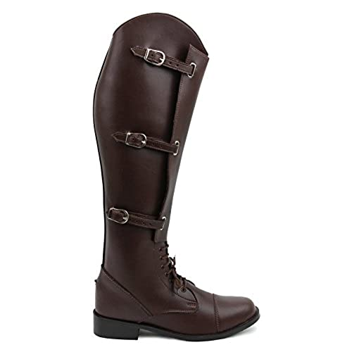 107f6c1bc1f good FAMMZ Men s Man MB-1 Fashion Stylish Motorcycle Riding Leather Tall  Knee High Boots