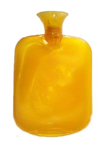 Amazon.com: Cálido tradición amarillo transparente botella ...