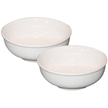 Cameo Authentic Ceramic Pho Soup Bowls - 8.25 Inch 54 Ounce, Set of 2