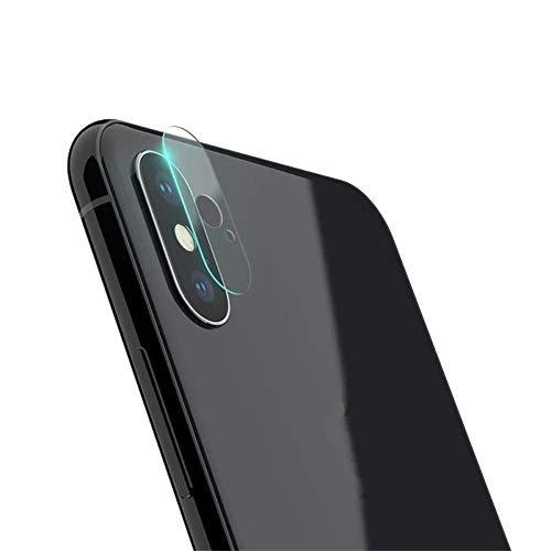 - Hanku2X Back Camera Lens Fibre Glass Screen Film Protector for iPhone Xs/XS Max (B, B)