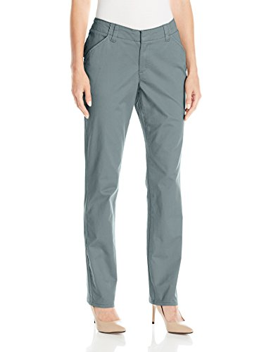[해외]용 Midrise Fit 필수 치노 팬츠/LEE Women`s Midrise Fit Essential Chino Pant