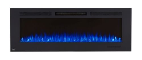 Cheap Napoleon NEFL60FH-MT Allure Phantom 60 Mesh Front Electric Fireplace Black Friday & Cyber Monday 2019
