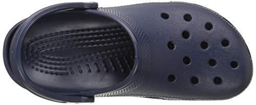 Zueco navy 410 Azul Classic Unisex Crocs Adulto P50z0v