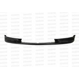 Seibon Carbon Fiber Front Lip for 2004-2008 Mazda RX8