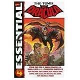 Essential Tomb of Dracula, Vol. 4 (Marvel Essentials)