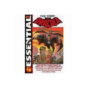 Essential Tomb of Dracula, Vol. 4 (Marvel Essentials)