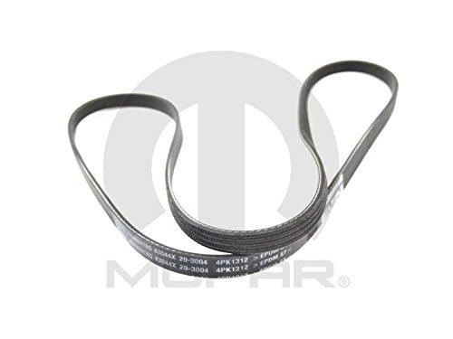 - Genuine Chrysler 4668247AG Accessory Drive Belt