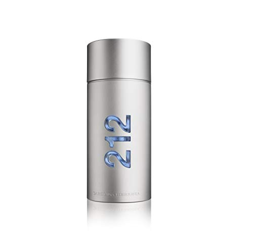 (Carolina Herrera 212 NYC Eau de Toilette Spray for Men, 200ml)
