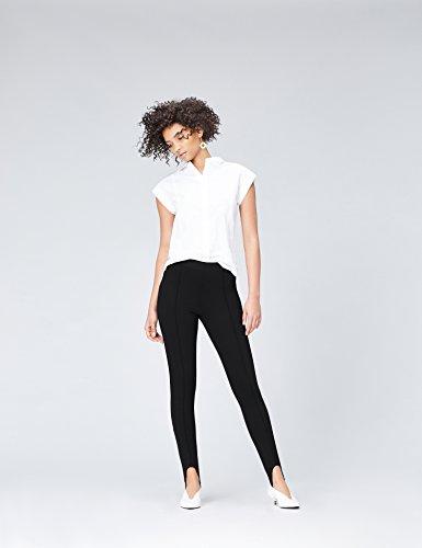 Femme Schwarz Noir FIND Legging Fuseau qWEggZ