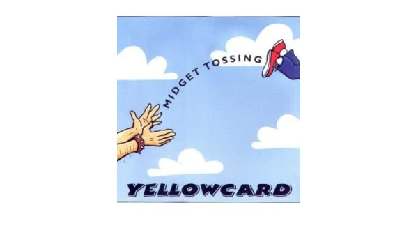 Yellow card midget tossing