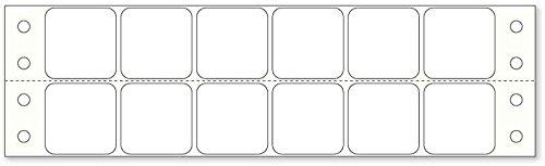 MedValue General Purpose Specimen Label, White 15/16