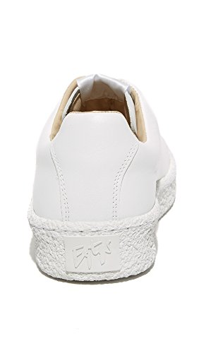 Eytys Mujeres Ace Leather Sneakers Blanco