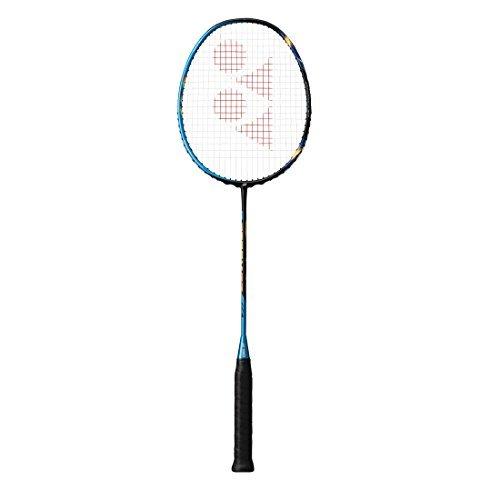 Yonex Astrox 77 G5 Badminton Racket (Metallic Blue, Strung with NG99 @ 24lbs)