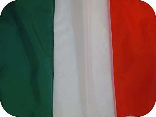 IRISH FLAG 3x5 ft - Beautiful, Durable, All Weather Nylon, I