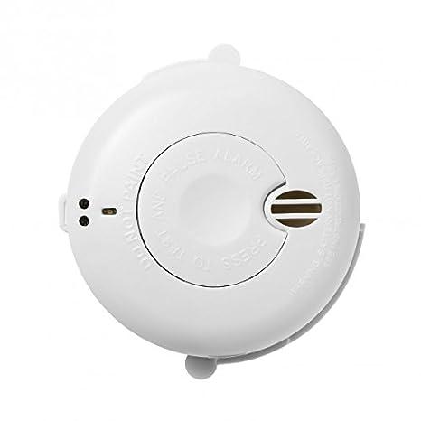 Siemens Sidorex SA7L - Detector de humo con certificación NF, europea, con autonomía: Amazon.es: Bricolaje y herramientas