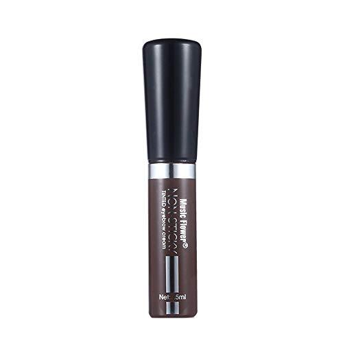 Sussmai Waterproof Eyebrow Cream Gel Makeup Cosmetic Gel Eye Liner with Brush