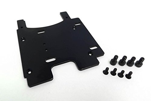 King Motor 1/8 Scale Tyrant Monster Truck Motor Mounting Plate, HPI Savage FLUX Savage Motor Plate