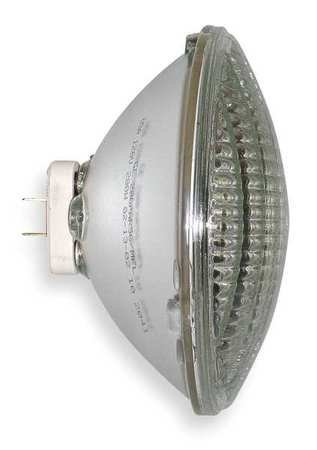 Incand Sealed Beam Floodlight, PAR56, 300W