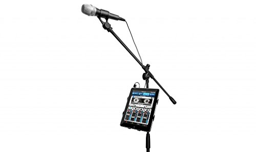 ik multimedia irig mic handeld condenser mic for