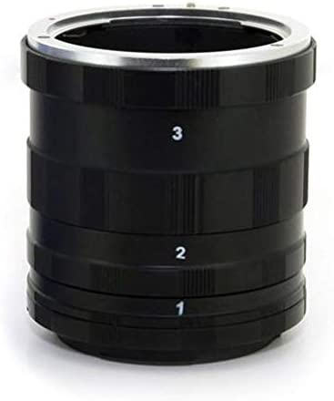 Macro Extension Tube Ring For NIKON DSLR & SLR