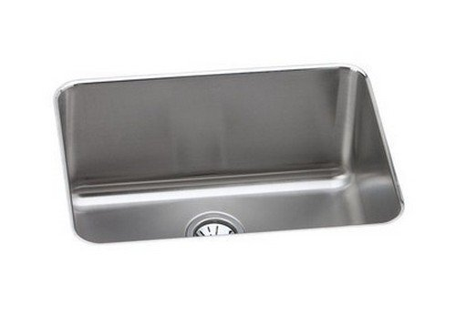Elkay ELUH231712 Gourmet Single Bowl Undermount Kitchen Sink, 25'' x 18.75'' x 12'' by HM Wallace by HM Wallace