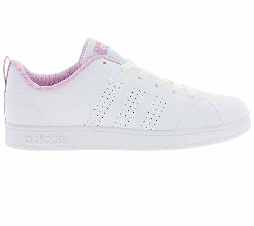 adidas VS ADVANTAGE CLEAN K - Zapatillas deportivaspara niños Blanco