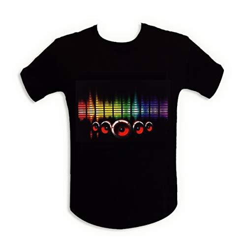 camisetas con luz