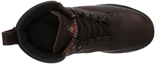 Iron Six Brown Clad Men's Inch Rocky Boot Work x8gn15w