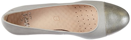 Caprice 22409, Zapatos de Tacón para Mujer Gris