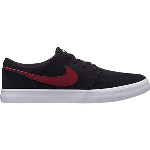 006 Homme red Sneakers black Multicolore Nike Basses Solar Ii Crush white Sb Portmore wYgq7Sf