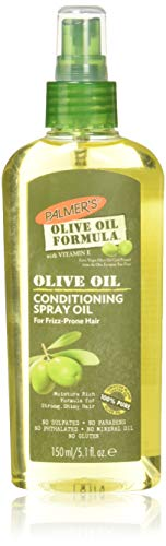 Palmer's Olive Oil Formula Hair Conditioning Spray Oil, 5.1 oz. (Pack of 2)