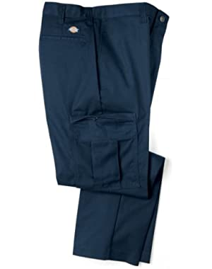 Mens 2112372 Cargo Pant-UNIQUE INSEAMS-NAVY