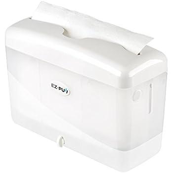 Kleenex Stainless Steel Countertop Box Towel Cover 09924