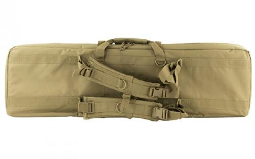 36'' double carbine padded weapons case