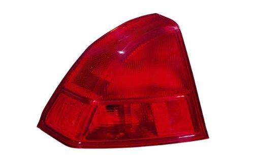 Tail Tyc Civic Coupe Honda - HONDA CIVIC (SEDAN | COUPE) TAIL LIGHT LEFT (DRIVER SIDE) (SD/ON BODY) 2001-2002
