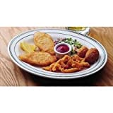 Original Piccadilly Pub Style Battered Haddock Fillet, 4 Ounce of 35-46 Pieces, 10 Pound - 1 each.