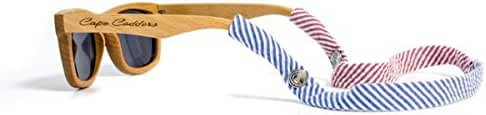 Sunglass Straps by Cotton Snaps