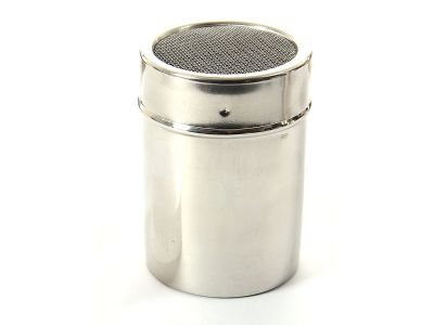 Stainless Steel Dredge/Shaker 10 Oz. DD-3662, Case of 125 by DollarItemDirect