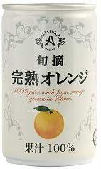 創健社のアルプス 完熟オレンジ(ジュース) 160g×6個JAN:4906251081361