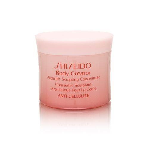 Corps Shiseido Body Creator Sculptant Aromatique Soins du Corps Concentré Anti-Cellulite pour Unisexe, 7,2 once