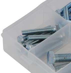 BRAND NEW HEX BOLTS /& NUTS PACK ASSORTED SIZES M5 x 20 TO M8 x 30 DIY TOOLS P316
